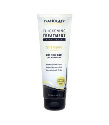 Уплътнаващ шампоан за мъже - Nanogen Thickening Treatment Shampoo