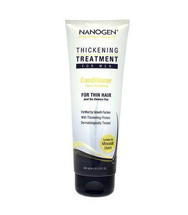 Уплътняващ балсам за мъже - Nanogen Thickening Treatment Conditioner