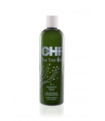 Подхранващ Шампоан с масло от чаено дърво - CHI Tea Tree Oil Shampoo
