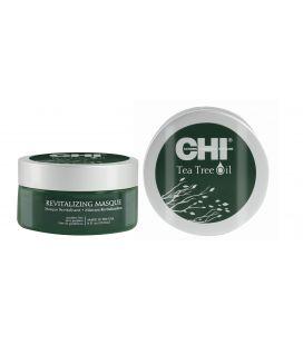 Маска за коса за подхранване и хиратиране с масло от чаено дърво - CHI Tea Tree Oil Revitalizing Masque