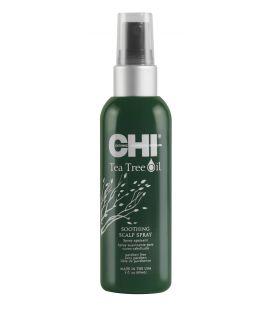 Успокояващ  и охлаждащ скалпа спрей - CHI Tea Tree Soothing Scalp spray