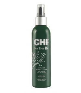 Термозащитен лосион за приглаждане и изправяне - CHI Tea Tree Oil Blow Dry Lotion