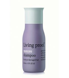 Възстановяващ шампоан за суха и увредена коса Living Proof Restore Shampoo 60 мл