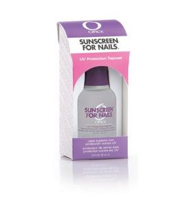 Топ лак SUNSCREEN FOR NAILS 18мл